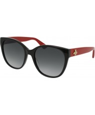 Gucci Damen gg0097s 005 Sonnenbrille