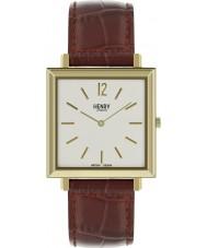Henry London HL34-QS-0268 Heritage Uhr