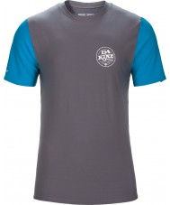 Dakine 10001023-GUNMETAL-S Lifted loose fit T-Shirt