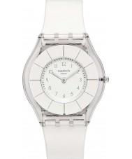 Swatch SFK360 Skin - weiß iness Uhr