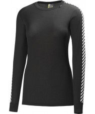 Helly Hansen 48218-990BLA-XS Damen trocken original schwarz für Unterwäsche - Größe XS