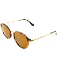RayBan Rb2447 49 Symbole Schildpatt-Sonnenbrille