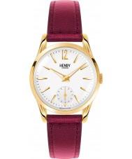 Henry London HL30-US-0060 Damen Holborn Weißburgunder Uhr