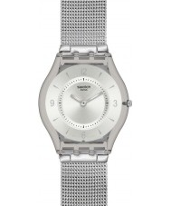 Swatch SFM118M Skin - Metall stricken Uhr