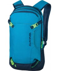 Dakine 10001470-BLUEROCK-81X Heli Pack 12l Rucksack