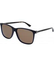 Gucci Mens gg0017s 005 Sonnenbrillen