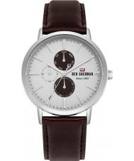 Ben Sherman WBS104BR Dylan-Uhr der Männer