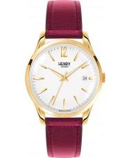 Henry London HL39-S-0064 Damen Holborn Weißburgunder Uhr