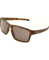 Oakley Oo9262-03 Splitter matt braun Schildpatt - warm grau Sonnenbrille