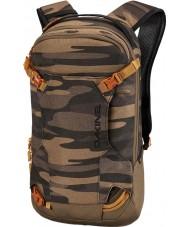 Dakine 10001470-FIELDCAMO Heli Pack 12l Rucksack