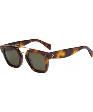 Celine Damen cl 41077-s 05l 1e havanna Sonnenbrille