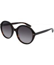 Gucci Damen gg0023s 002 Sonnenbrillen