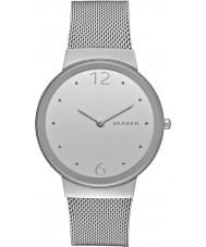 Skagen SKW2380 Damen freja Silber Stahl Armbanduhr