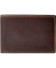Fossil ML3578200 Lincoln Brieftasche für Herren