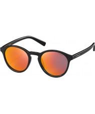Polaroid Pld6013-s d28 oz glänzend schwarz polarisierten Sonnenbrillen