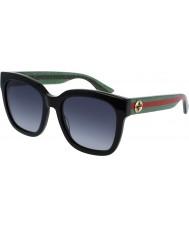Gucci Damen gg0034s 002 Sonnenbrillen
