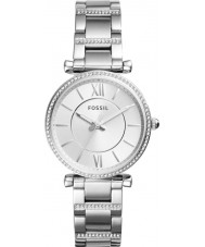 Fossil ES4341 Damen Carlie Uhr