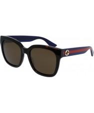 Gucci Damen gg0034s 004 Sonnenbrillen
