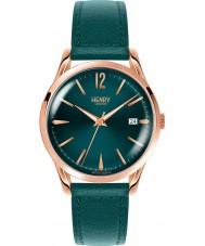 Henry London HL39-S-0134 Damen stratford Stockente grün Uhr