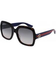 Gucci Damen gg0036s 004 Sonnenbrillen