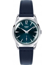 Henry London HL30-US-0069 Damen knights blau silberne Uhr
