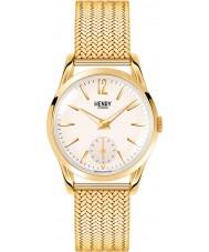 Henry London HL30-UM-0004 Damen westminster blass Champagner hamilton Golduhr