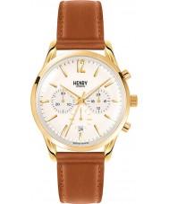 Henry London HL39-CS-0014 Westminster blass Champagner tan Chronograph