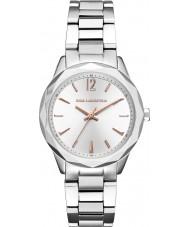 Karl Lagerfeld KL4013 Damen optik Silber Stahl Armbanduhr