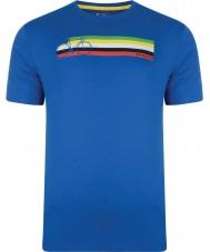 Dare2b DMT322-9PR40-XS Mens Multiband- Skydiver blaues T-Shirt - Größe XS