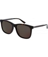 Gucci Mens gg0078sk 004 Sonnenbrillen