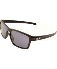 Oakley Oo9262-01 Splitter matt schwarz - grau Sonnenbrille