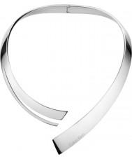 Calvin Klein KJ3UMJ000100 Damen jenseits Silber Stahl Chokerhalsketten