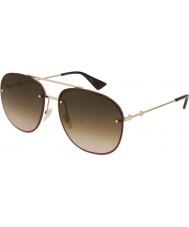 Gucci Herren gg0227s 003 62 Sonnenbrille