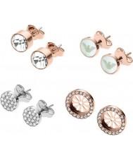 Emporio Armani EGS2456221 Damen Ohrringe Geschenkset