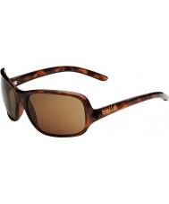Bolle Kassia glänzend Schildpatt polarisiert A-14 Sonnenbrille