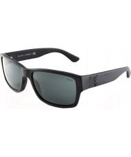 Polo Ralph Lauren Ph4061 57 mattschwarz 500187 Sonnenbrille