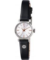 Radley RY2107 Damen vintage schwarzes Lederband Uhr