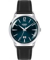 Henry London HL41-JS-0035 Mens knights blau schwarz Uhr