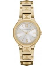 Karl Lagerfeld KL3403 Joleigh Silber goldene Uhr