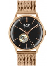 Henry London HL42-AM-0286 Herren Erbe Uhr