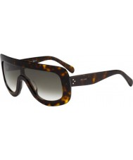 Celine Damen cl41377 s 086 em 99 Sonnenbrille