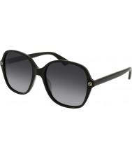 Gucci Damen gg0092s 001 Sonnenbrille