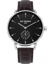 Ben Sherman WB063BBR Mens Portobello Erbe Uhr