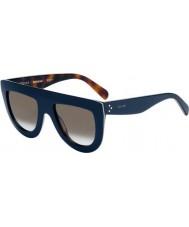 Celine Damen cl41398 s 273 z3 52 Sonnenbrille