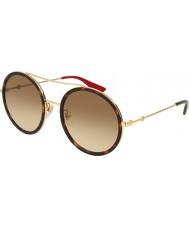 Gucci Damen gg0061s 013 56 Sonnenbrille