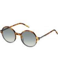 Marc Jacobs Mens marc 48-s tmv vk spotted havanna grau Sonnenbrille schattiert
