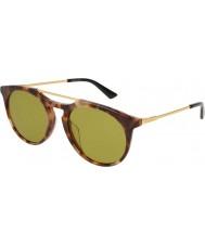 Gucci Herren gg0320s 005 53 Sonnenbrille
