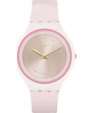 Swatch SVUP101 Damen-Skinblush-Uhr