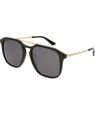 Gucci Mens gg0321s 001 55 Sonnenbrille
