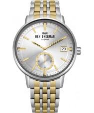 Ben Sherman WB071GSM Herren armbanduhr